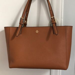 Tory Burch Small Buckle tote
